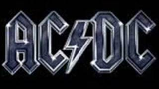 AC/DC - Up To My Neck In You - Live