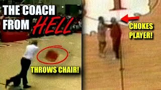 The Most VICIOUS Basketball Coach who was MISERABLE to Play for!