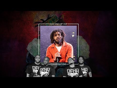 J. Cole Fans Hated Our KOD Album Review | DEHH Convo