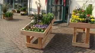 preview picture of video 'Frühling und Herbst im Blumen Engel Trebur Astheim'