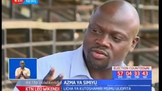 Innocent Simiyu asema Shujaa watashamiri licha ya kutoshamiri msimu uliopita