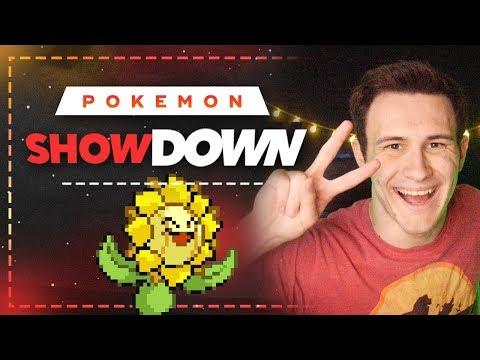 🔴 TWO SUNFLORAS?!   Pokémon Showdown VS VIEWERS!