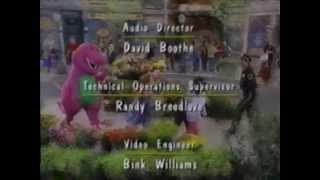 Walk Around The Block With Barney (1999 Version) Part 5