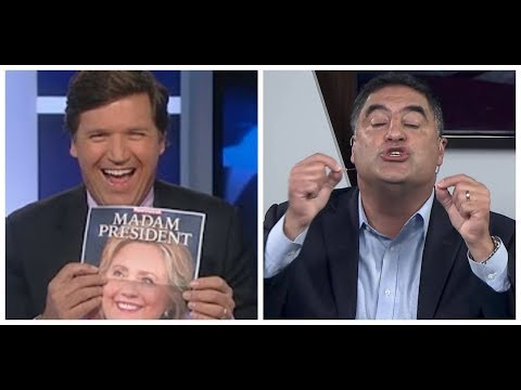 Tucker Carlson VS Cenk Uygur from the Young Turks Debate of the Century at Politicon