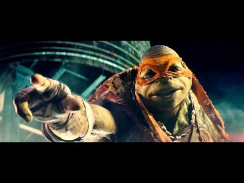 Želvy Ninja (Teenage Mutant Ninja Turtles) - český HD trailer s dabingem
