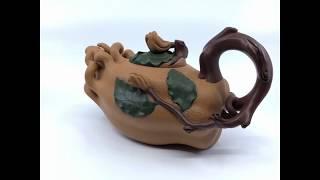 Teapot Zisha 範乃芝