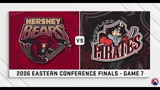 AHL Replay: 2006 Eastern Conference Finals Game 7