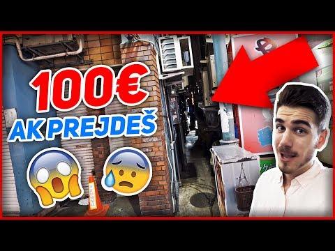 Vstúpiš do temnej uličky za 100€ ??? JAPAN VLOG #4 │Anglicky