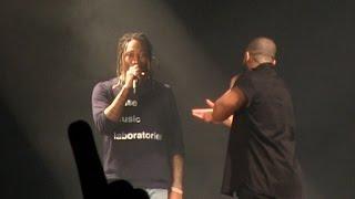 "Drake & Future @ ACL- ""Trap Niggas"" (720p) Live on 10-3-15"