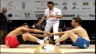 Мас-рестлинг в Европе  Mas-wrestling in Europe Part 1