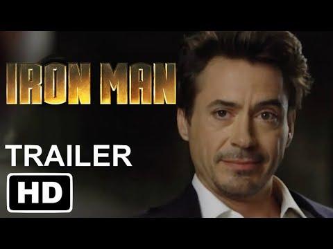 Robert Downey Jr.'s FIRST Iron Man Screen Test Officially Revealed