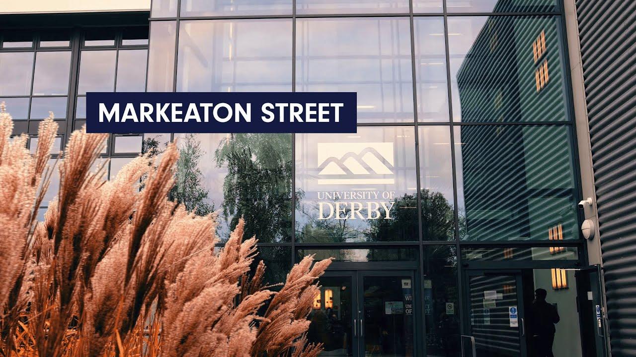 Virtual Open Day: Markeaton Street tour
