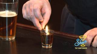How To Make A Flaming Dr Pepper