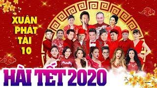 HÀI TẾT 2020 | XUÂN PHÁT TÀI 10 FULL | GẶP NHAU CUỐI  NĂM | Hoài Linh, Trường Giang, Xuân Hinh