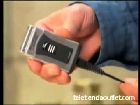 Anunciado en tv, maquina de afeitar mini micro force touch teletiendaoutlet.com OFERTA