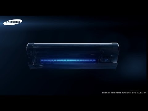 SAMSUNG Triangle Design Wall Type Residential Line (Features) ~ Redefining A/C Standards [by ESE]