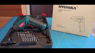HYCHIKA Mini 3,6V Akkuschrauber SD-4C vs POCO CSD101L vs Matrix NEO