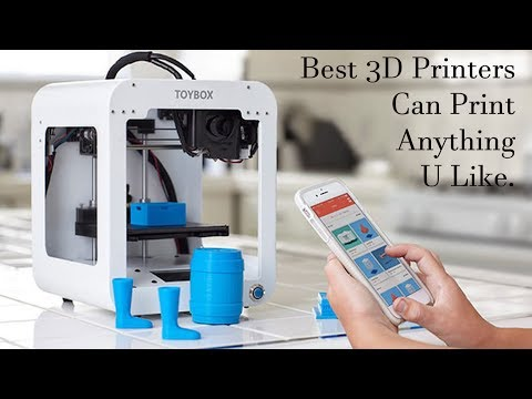 Top 5 Best 3D Printers Can Change Your Life.