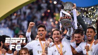 Real Madrid vs. Atletico Madrid highlights: Zidane's side wins it in penalties   Spanish Supercopa
