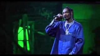 Snoop Dogg ft. Dr.Dre -Who I Am (What's My Name) live @ up in smoke tour