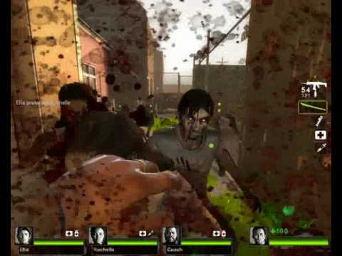 The Aussie <em>Left 4 Dead 2</em> Censorship Detailed On Kotaku