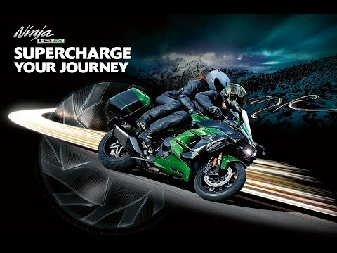 Official Kawasaki Ninja H2 SX video - Supercharge Your Journey