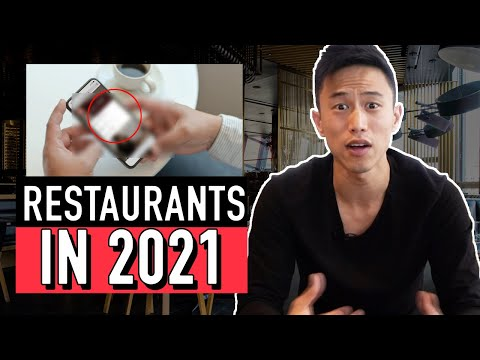 , title : 'The New Restaurant Experience in 2021...