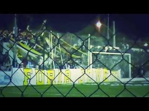 """""""Barra Brava Fúria Jovem - São Gabriel x Guarani"""" Barra: Fúria Jovem • Club: São Gabriel"""