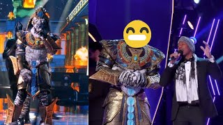 The Masked Singer -  The White Tiger Performances and Reveal 🐯