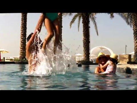 أفضل لقطات الغروب -فيرمونت الخلة دبي