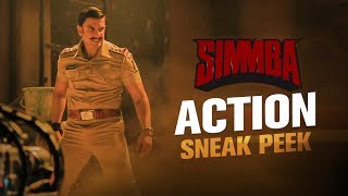 Simmba - Official Action Sneak Peak