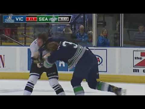 Sean Gulka vs. Cade McNelly