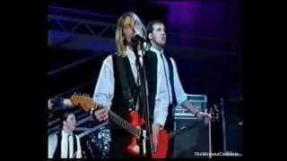 Nirvana at Paris, France, Canal+ Studios (Nulle Part Ailleurs), 1994