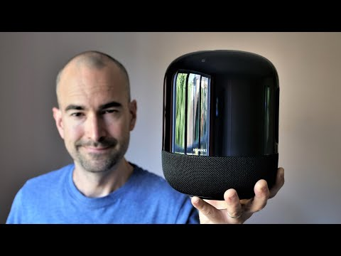 External Review Video OH9XQt4r_G8 for Huawei Sound X Wireless Speaker
