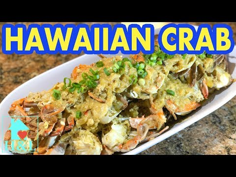 Original Family Recipes - HAWAIIAN CRAB || Health and Lifestyle
