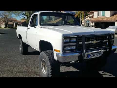 1983 Chevrolet K-10 (CC-1432764) for sale in Glendale, Arizona