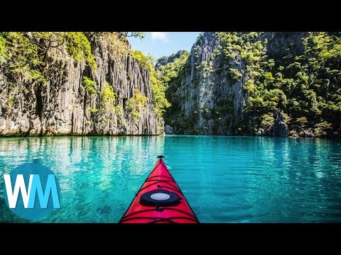 Video Top 10 Most Beautiful Places In The World