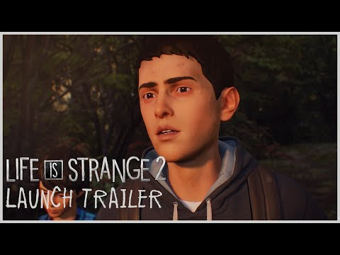 Life is Strange 2 Launch Trailer [ESRB] thumbnail