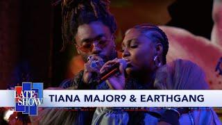 """Tiana Major9 & EARTHGANG: """"Collide"""" Ft. Jon Batiste"""