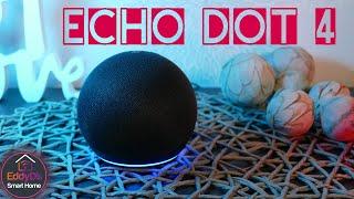 Amazon Echo Dot 4 Review [Test & Unboxing Alexa Best Smart Speaker Smart Home]