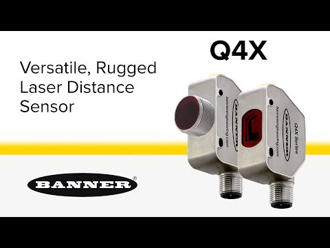 Q4X Series Sensor Product Overview Video