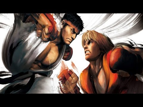 Ryu vs Ken Masters   Mod Gameplay   Dragon Ball Xenoverse 2