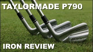 TaylorMade P790 Iron Review - Golfshake.com