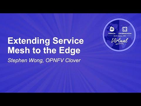 Image thumbnail for talk Extending Service Mesh to the Edge