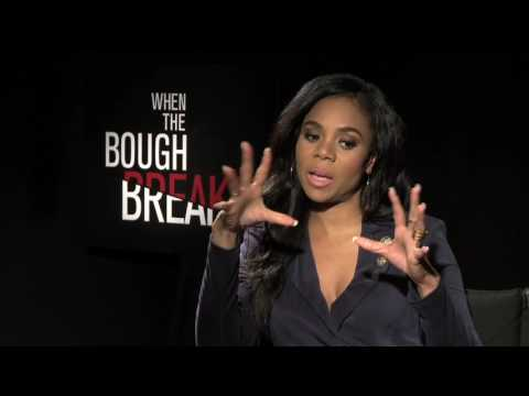 Regina Hall Interview: When the Bough Breaks