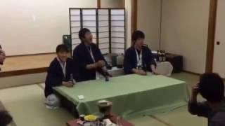 ショッカーズ大新年会in月岡ホテル