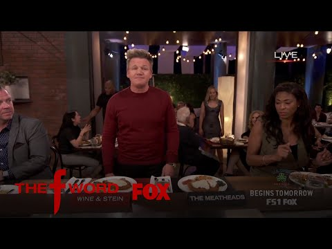 Gordon Ramsay Tastes The Chicken Parmesan Dishes From Both Teams | Season 1 Ep. 3 | THE F WORD