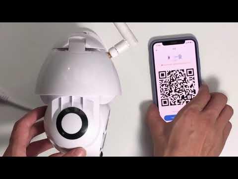 Caméra Wifi d'Extérieur sans Fil