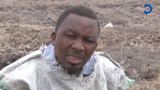 When pastor Ng'ang'a donned in sack cloth and went to 'wilderness' to pray