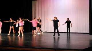 Cancer Tribute Dance